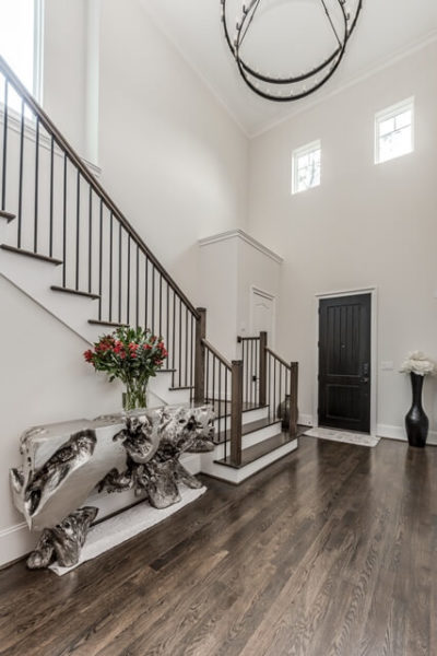 Jamestown Estate Custom Homes - Entries & Stairs