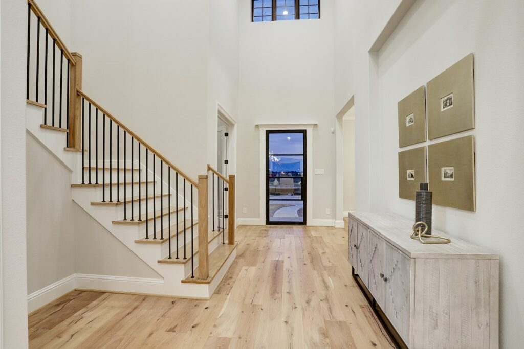 19107 Caney Creek stair