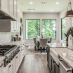 9307 Fox Bend kitchen