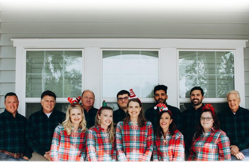 Jamestown Estate Homes team