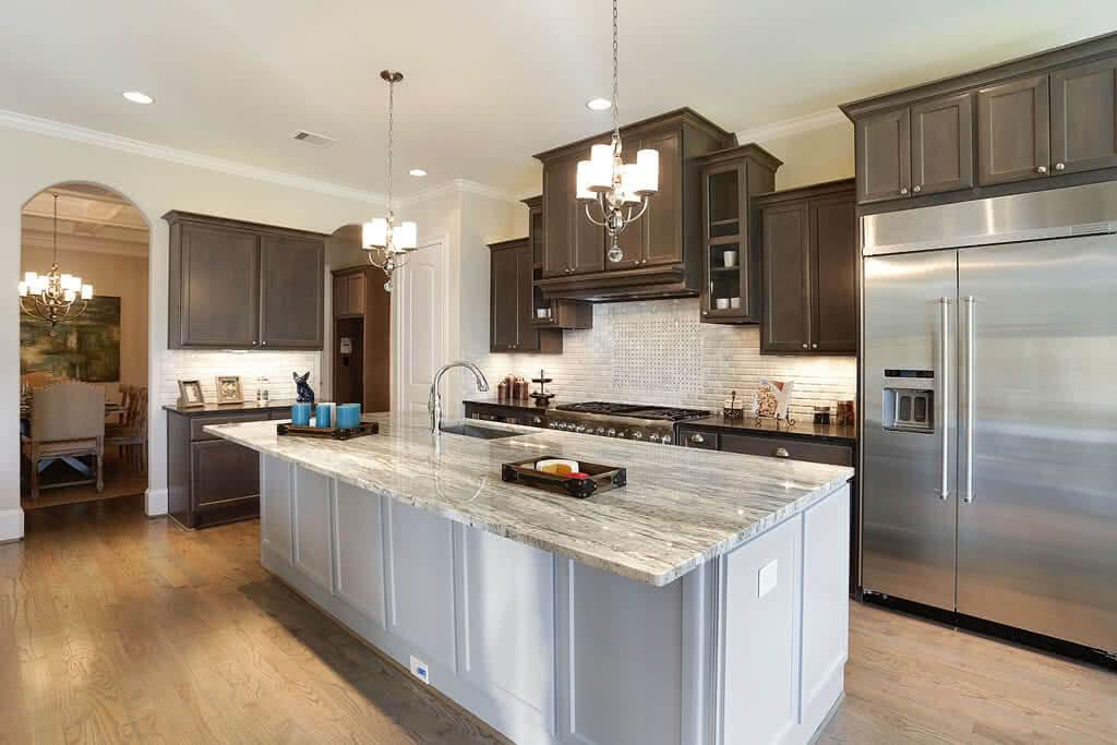 Jamestown Estate Homes - Custom Kitchens
