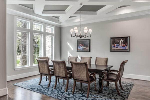 Jamestown Estate Custom Homes - Dining Areas