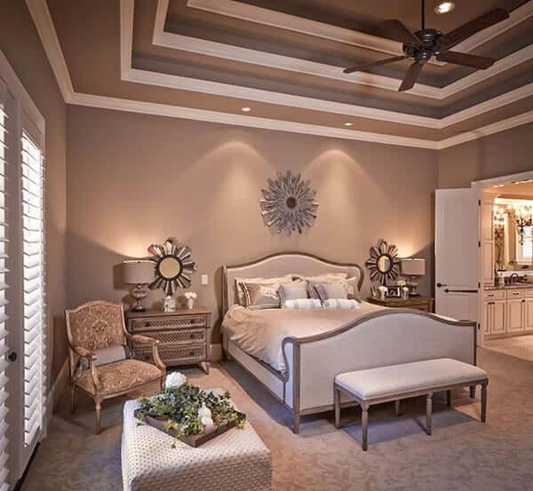 Jamestown Estate Homes - Custom Bedrooms