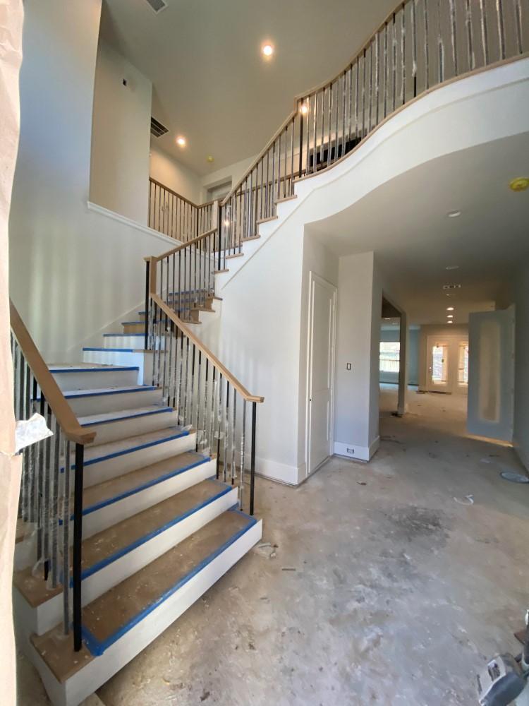 1502 Cheshire stair