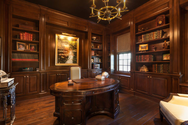 Jamestown Estate Custom Homes - Studies