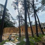 Belin Manor construction photo