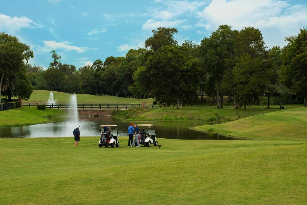 Sienna golf