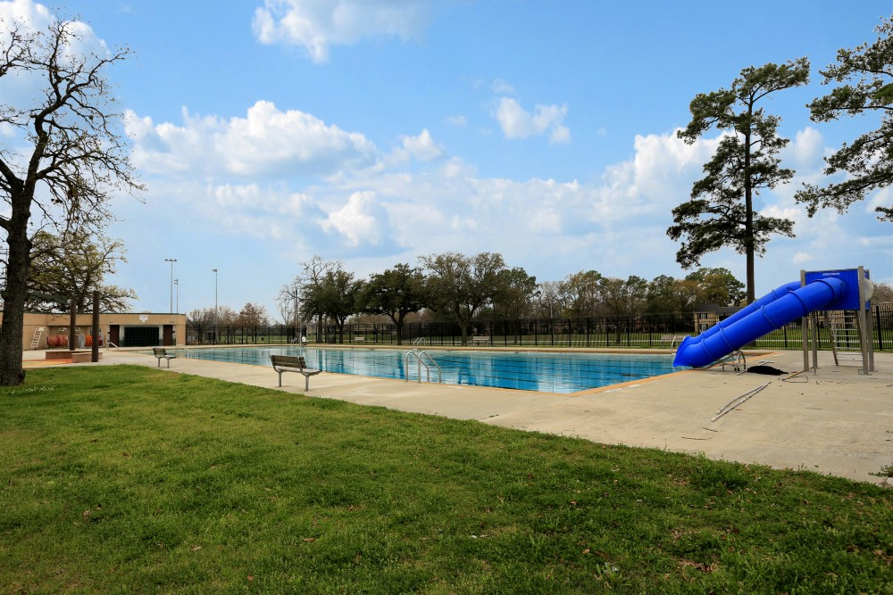 Oak Forest pool