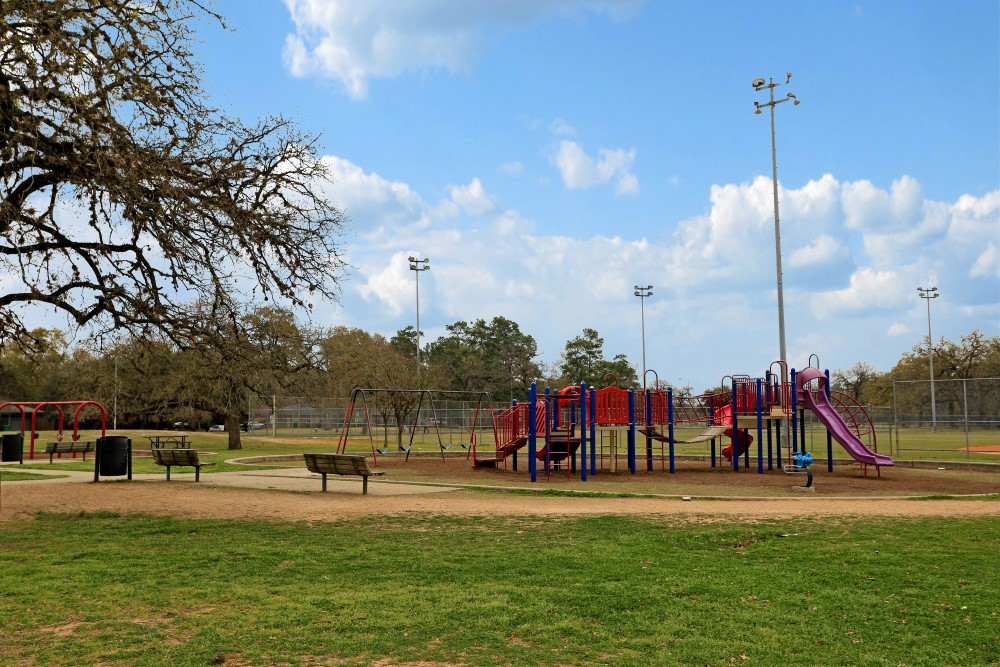 Oak Forest playground